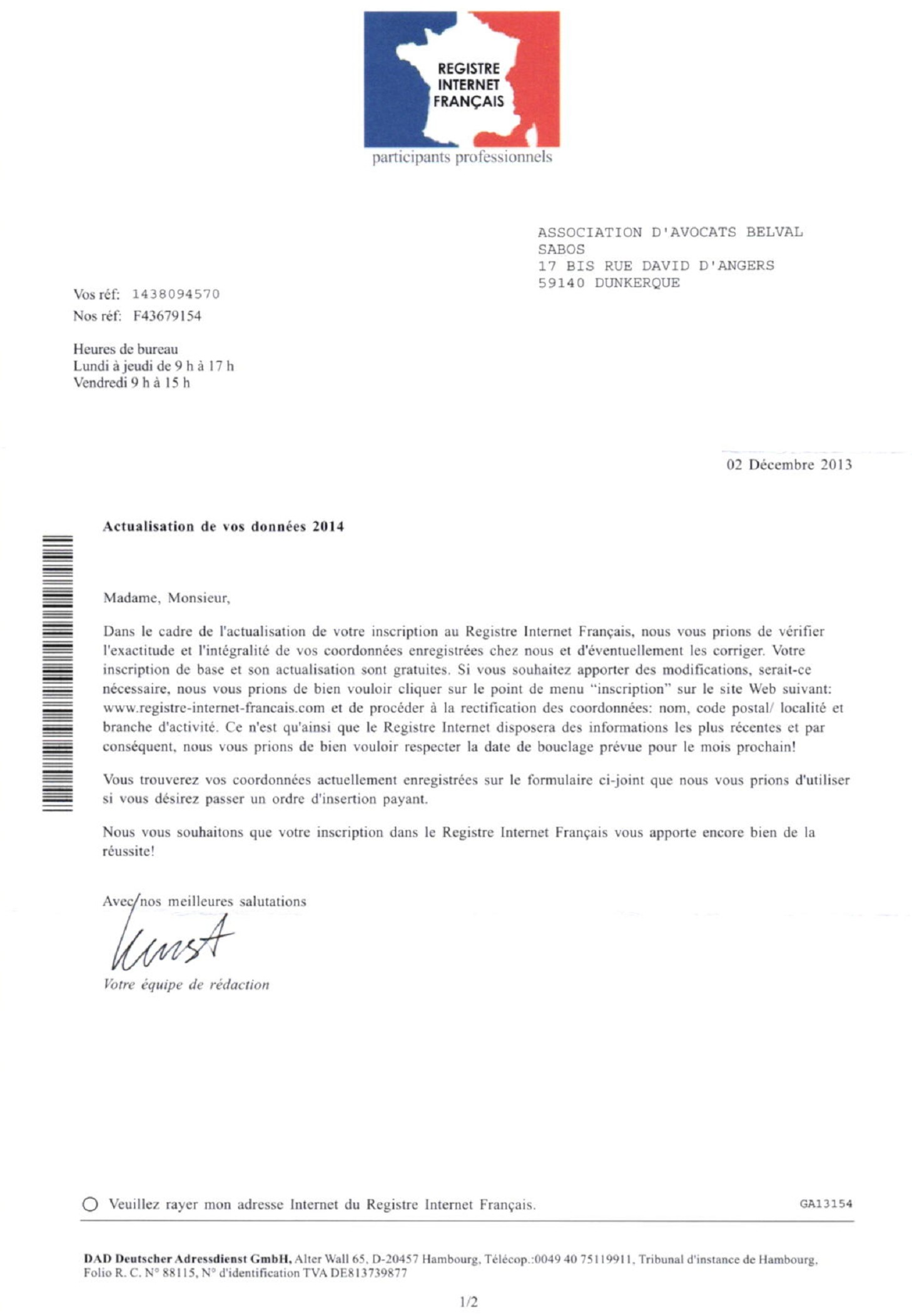 Download resume free resume advise nurse aide resume for Lettre litige garage