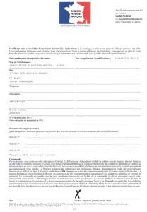 Escroquerie au Registre internet français